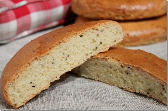 Khobz eddar خبز الدار (pain algérien maison)