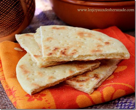 Khobz ftir / pain algérien