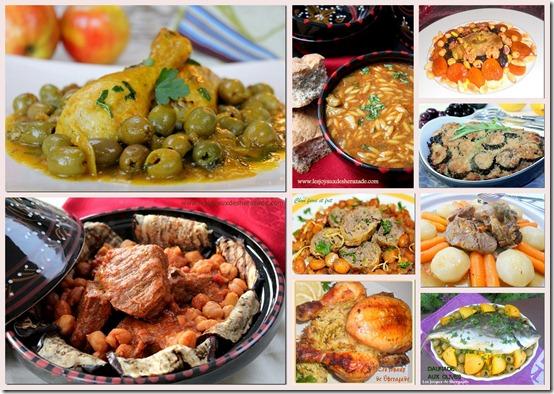 Recette ramadan 2016 / les plats