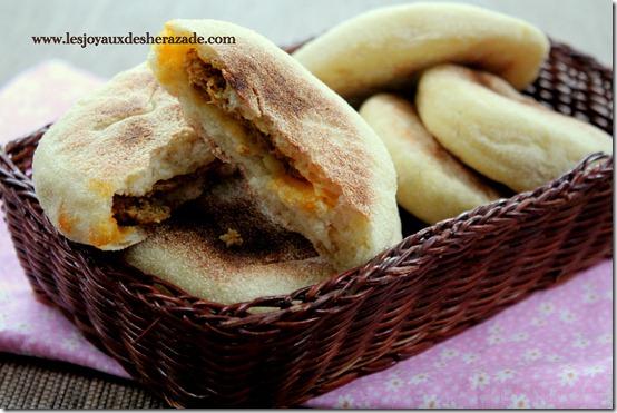 mkhamer farci , cuisine marocaine