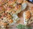 pain algerien , khobz dar, pain algrérien au four
