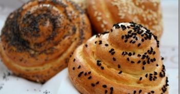 pain à la semoule facile