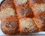 pain maison , pain à la pomme de terre