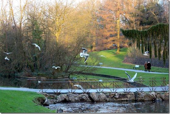 Parc Barbieux Roubaix