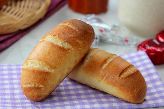 Petits pains au lait du goûter