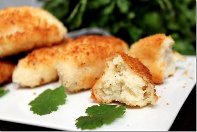 Quenelles de pommes de terre, recette de Schneeballe