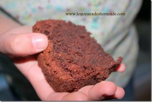 recette de cake au chocolat moelleux