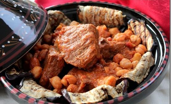 recette de cuisine algerienne, mderbel