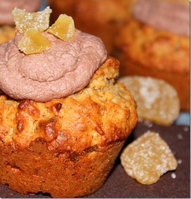 Recette de muffins : muffins aux flocons d'avoine et aux noix