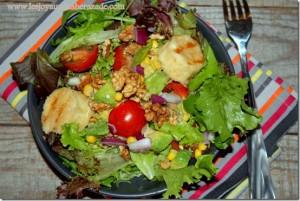 recette de salade composée