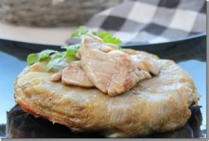 recette-de-tarte-tatin-d-endive , ris de veau , plat algerien