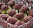 recette de truffes au chocolat creme de marron