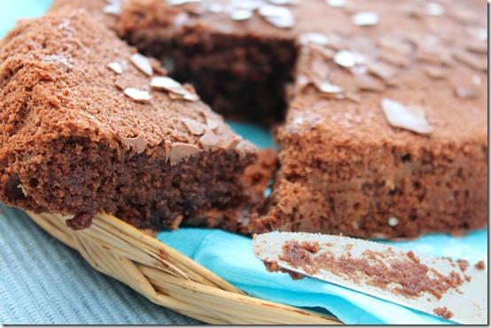 Recette gâteau reine de saba