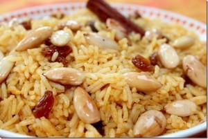 riz épicé