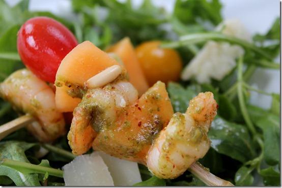salade composée pour l