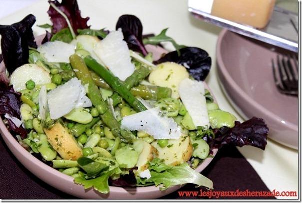 salade composee facile rapide