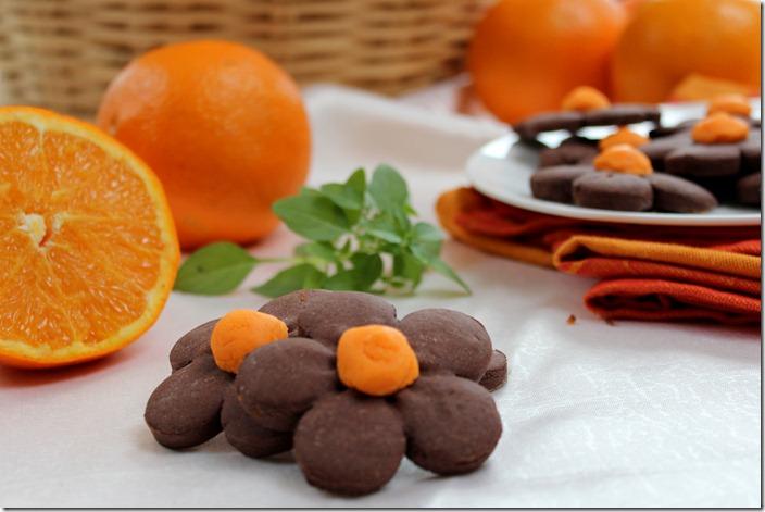 biscuit à l'orange