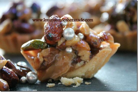 gateau algerien facile, caramel