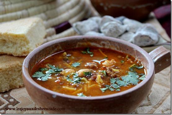 harira marocaine 1
