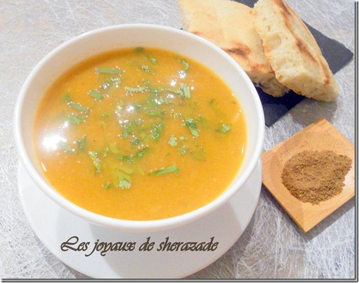 hrira, harira , cuisine marcaine, soupe oranaise
