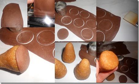 photos de préparation de gateaux algeriens