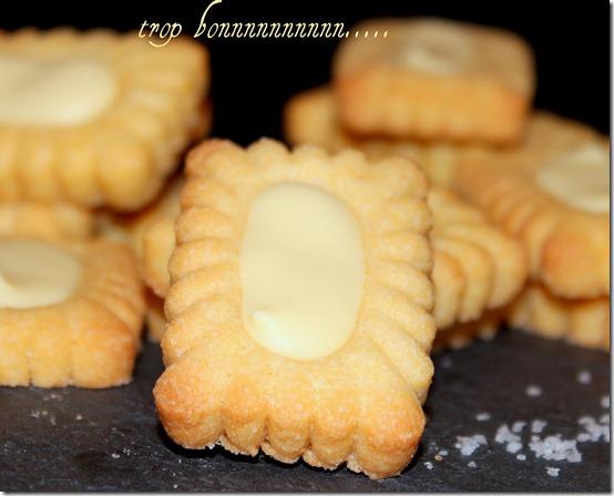 sablé au beurre slé pour noel