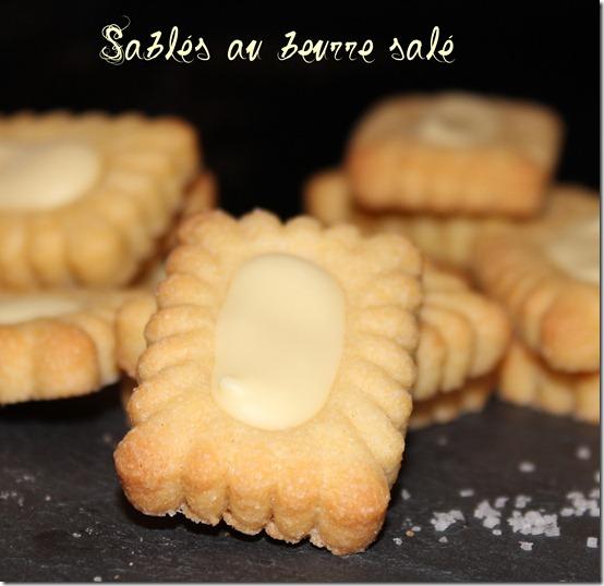 sablé pour noel