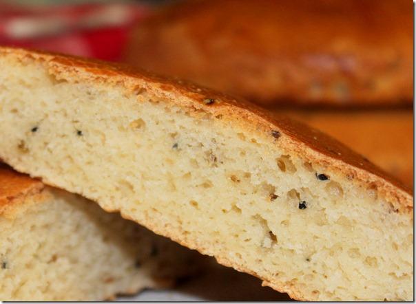 pain algerien maison