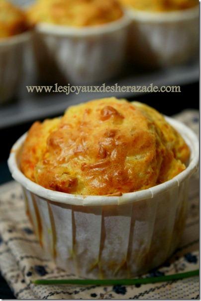 recette de muffins faciles au surimi