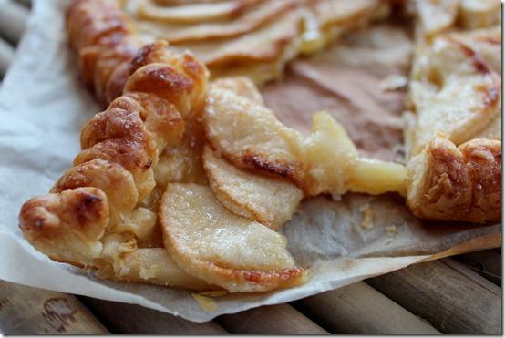 tarte au pomme délicieuse