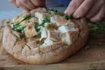 pain au fromage ciboulette