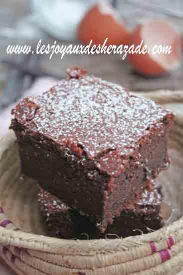Fonfant au chocolat-mascarpone