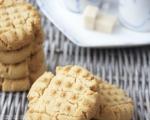 Biscuit au beurre de cacahuètes super fondant