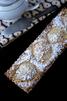 Sherazade: Tarte aux poires