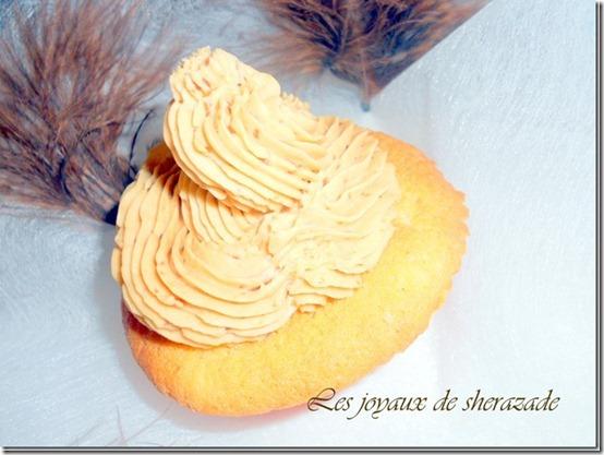cupcake mascarpone speculoos