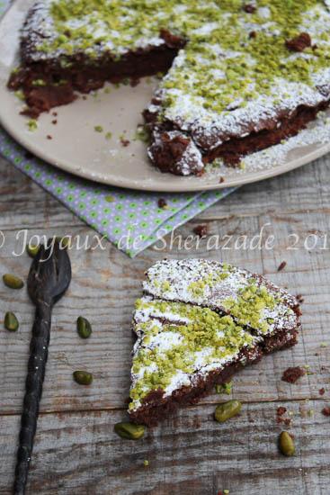 Gâteau au chocolat moelleux sans gluten