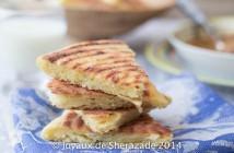 Kesra rakhsis, pain algérien