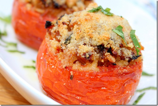 recette de tomate farcie