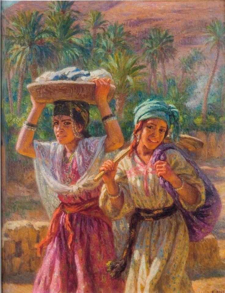 Peinture Etienne Dinet