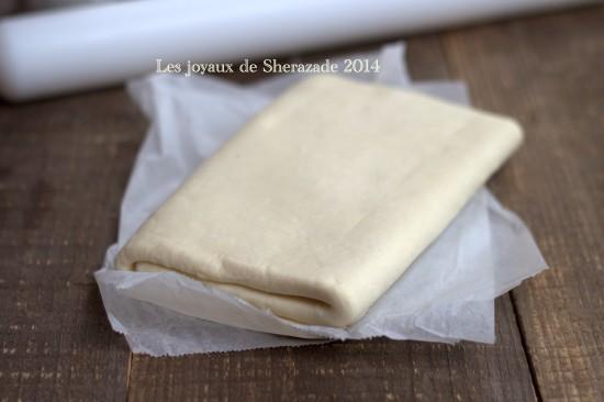 pâte feuilletée rapide