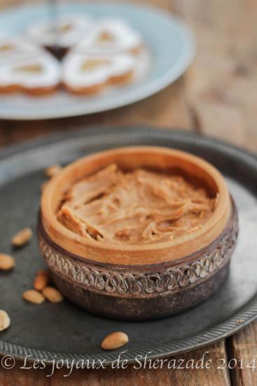 baurre de cacahuètes maison