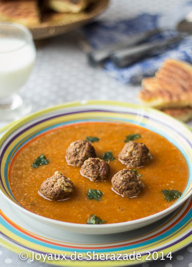 chorba frik, jari, cuisine algérienne-3
