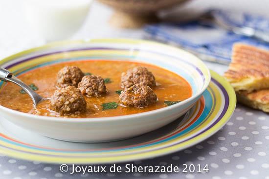 chorba frik, jari, cuisine algérienne