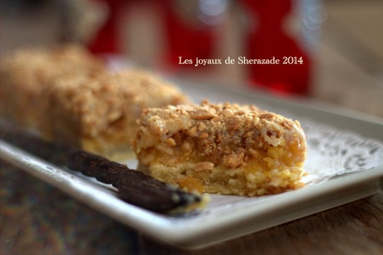 Gâteau algérien au cacahuète