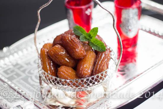 Balah el sham - pâtisserie pour ramadan بلح الشام