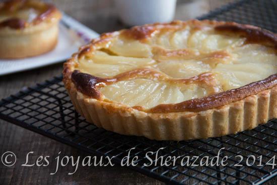 Tarte bourdaloue,