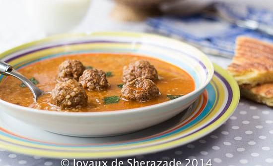 Chorba, Harira, Soupes, Veloutés... des Amis de Sherazade