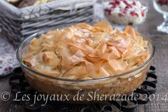 tajine malsouka, cuisine tunisienne