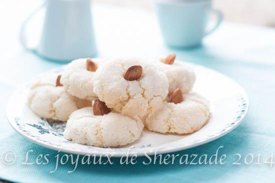Amaretti moelleux de Sardaigne