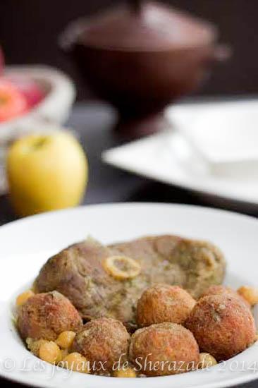 recette de Sfiriya aux pain